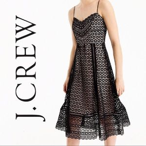 J. CREW Daisylace Dress Size 10